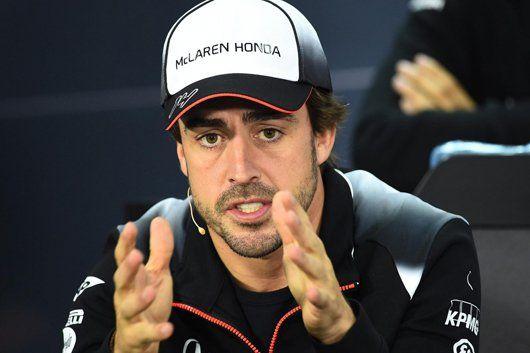 フェルナンド・アロンソ、肋骨骨折と肺虚脱  [F1 / Formula 1]