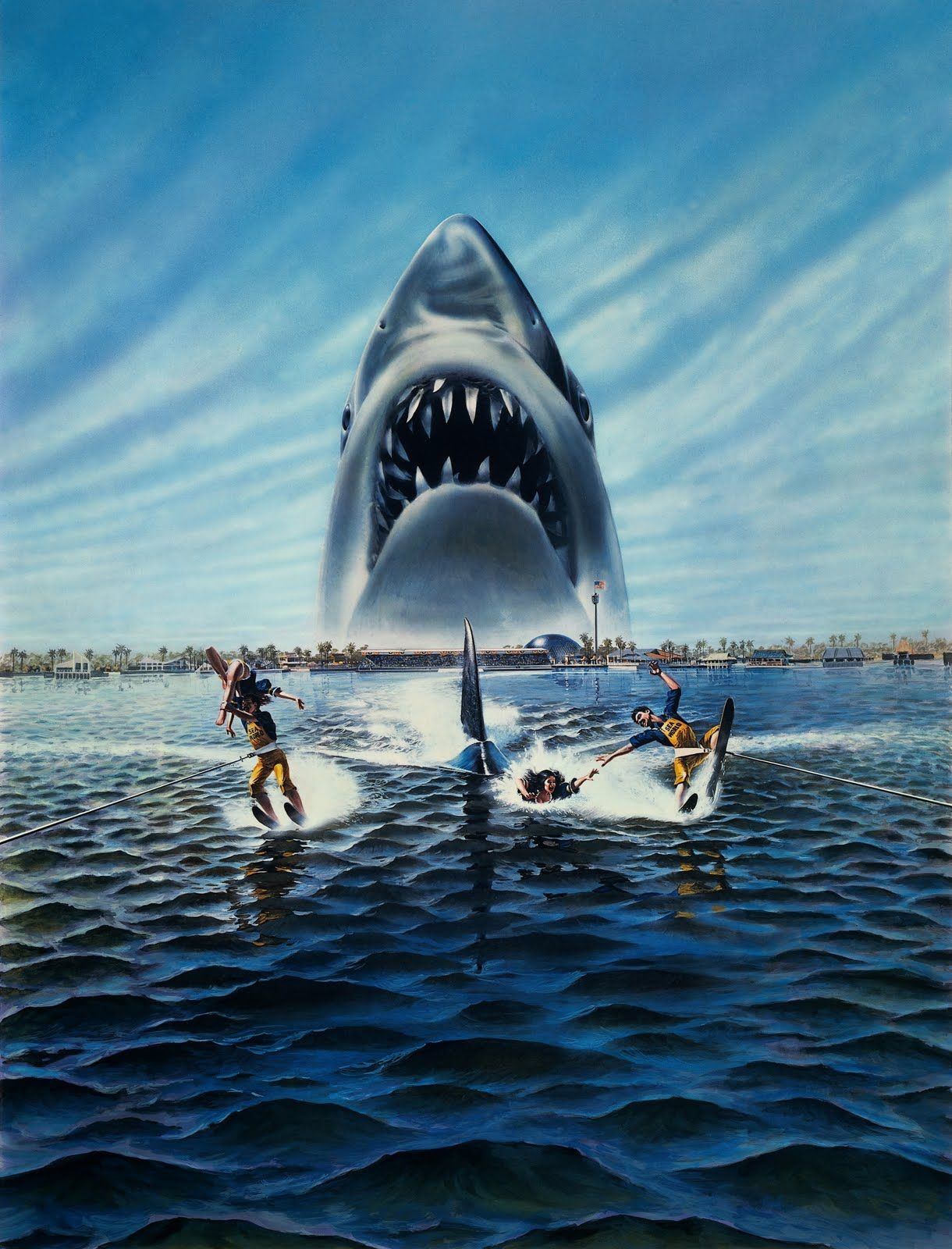 jaws 3the best jaws movie movies pinterest