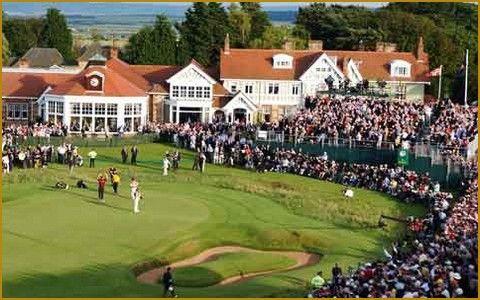 Muirfield, Scotland | Top Golf Courses | Golf, Golf clubs