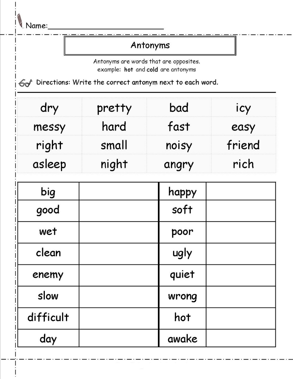 hight resolution of Second Grade Worksheets   2nd grade reading worksheets