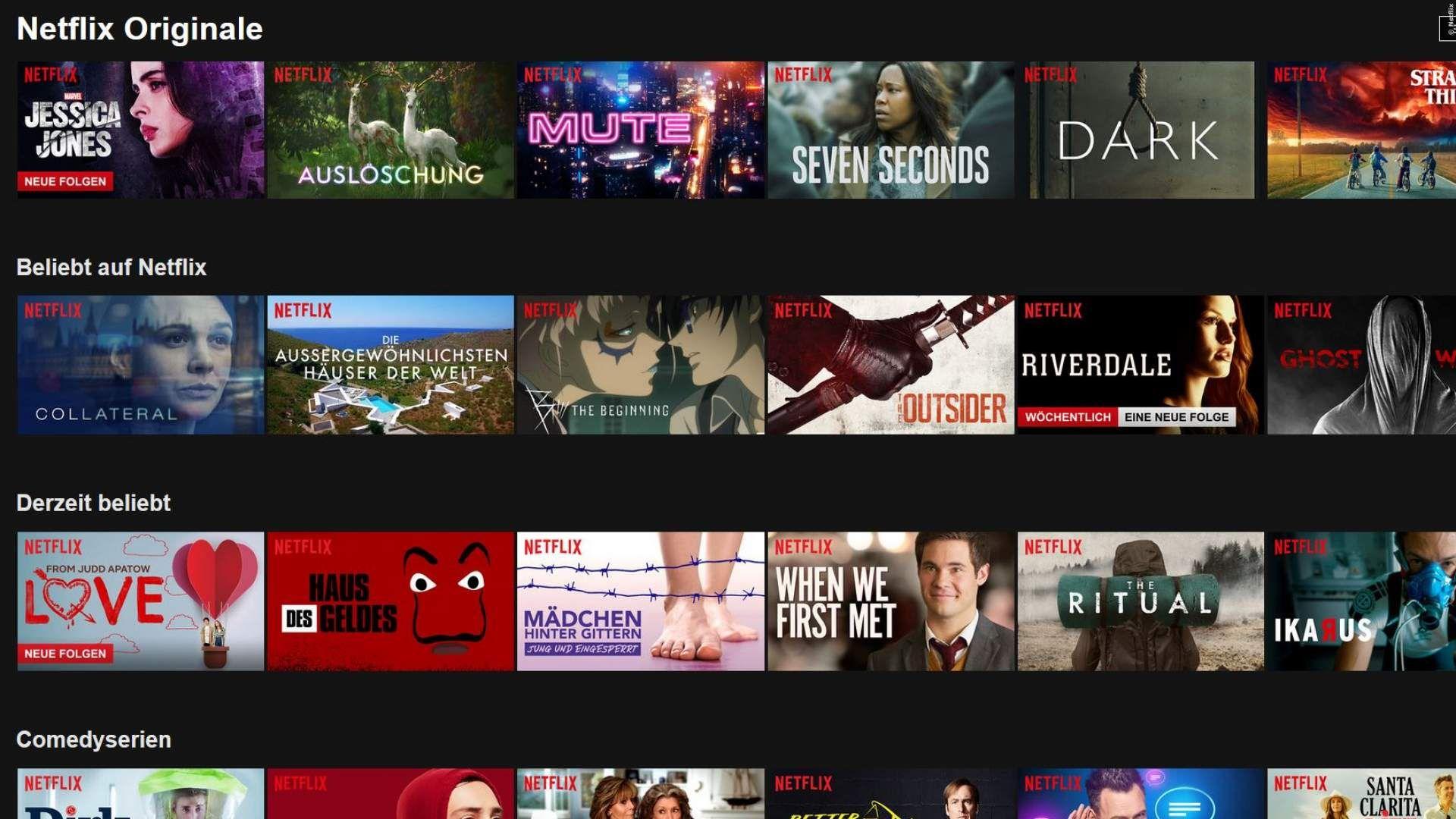 Neue Serien Auf Netflix