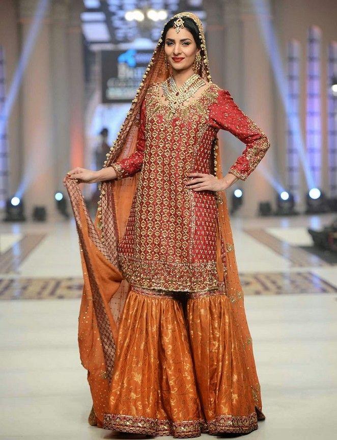 e5e56a27fd New and Latest Sharara Dress Designs 2017-2018 | damn prettyyy ...