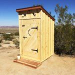 DIY Outhouse