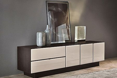 aparador moderno barato | Furniture for home | Cabinet furniture ...