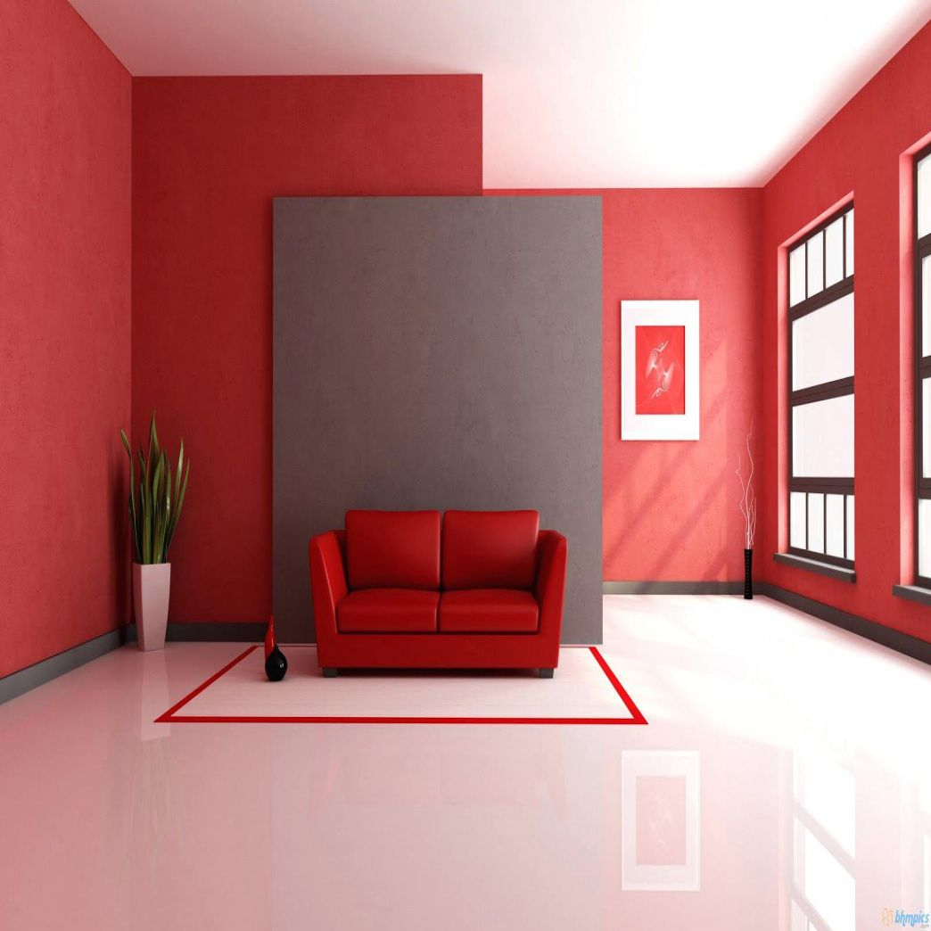 Dark Red Paint Bedroom - Master Bedroom Furniture Ideas Check more ...