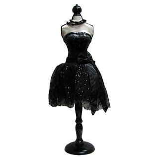 Black Mannequin Dress Form With Black Stand Shop Hobby Lobby