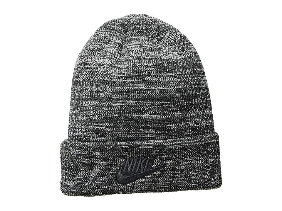 finest selection c24a2 c34ba Nike NSW Beanie Heather (Anthracite Anthracite) Beanies. Top your look off  with