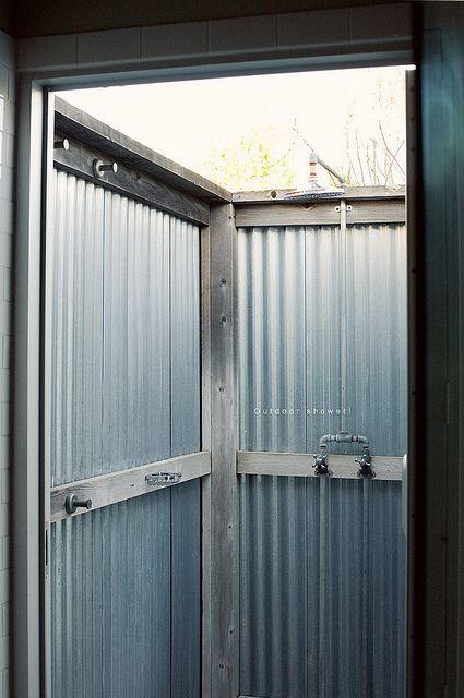 Pin By Linda Casuarina On Bathhouse Ideas Outdoor Shower Outdoor Outdoor Bathrooms