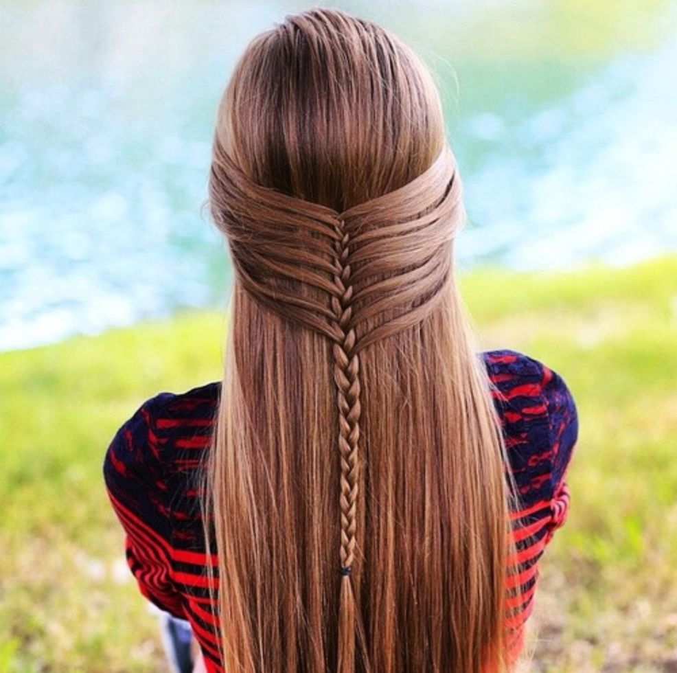 40 Picture Perfect Hairstyles For Long Thin Hair Long Thin Hair Hairstyles For Thin Hair Hair Styles