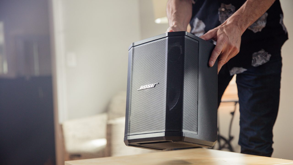 S1 Pro System Bose Bluetooth Speaker Bose Pa System