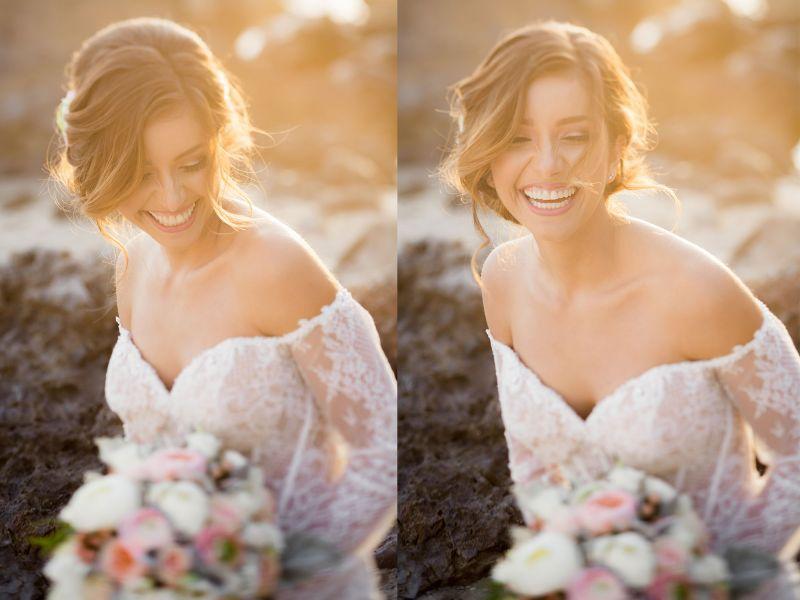 10 Bridal Poses for Wedding Photographers #bridalportraitposes