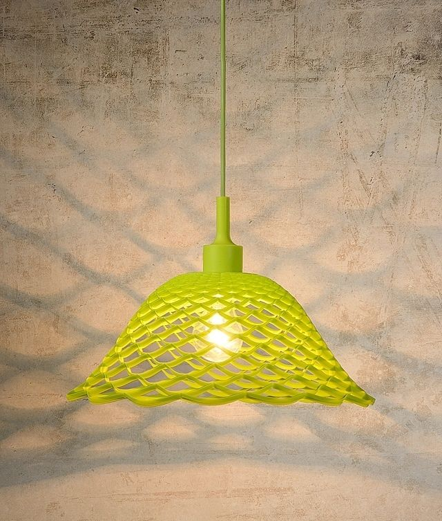Quirky interwoven pendant 4 colour options · funky lightinglight style