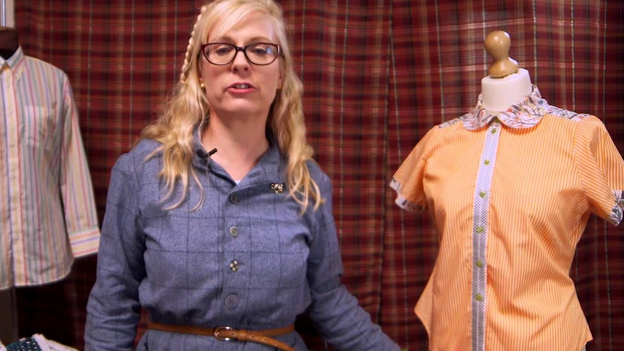 Learn what you can sew with shirting cottons from a veteran seamstress with 30 years experience + a few tips! All these fabrics are available to buy at Fabwo...