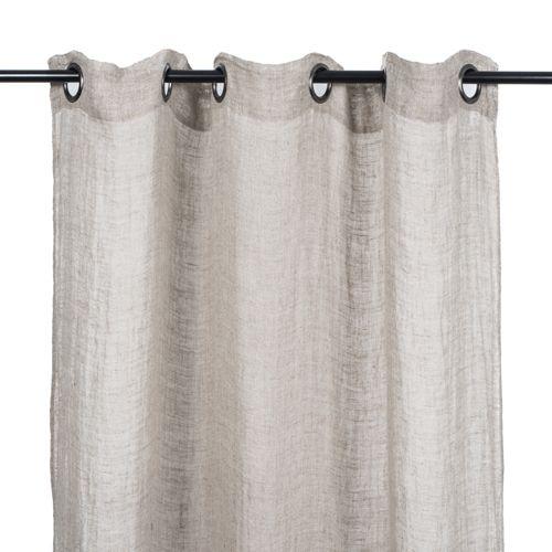 rideau oeillet pas cher finest rideau rideau oeillets x punchy blanc with rideau oeillet pas. Black Bedroom Furniture Sets. Home Design Ideas
