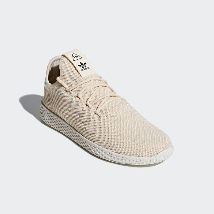 997678854 Pharrell Williams Tennis Hu Shoes Linen 12 Mens