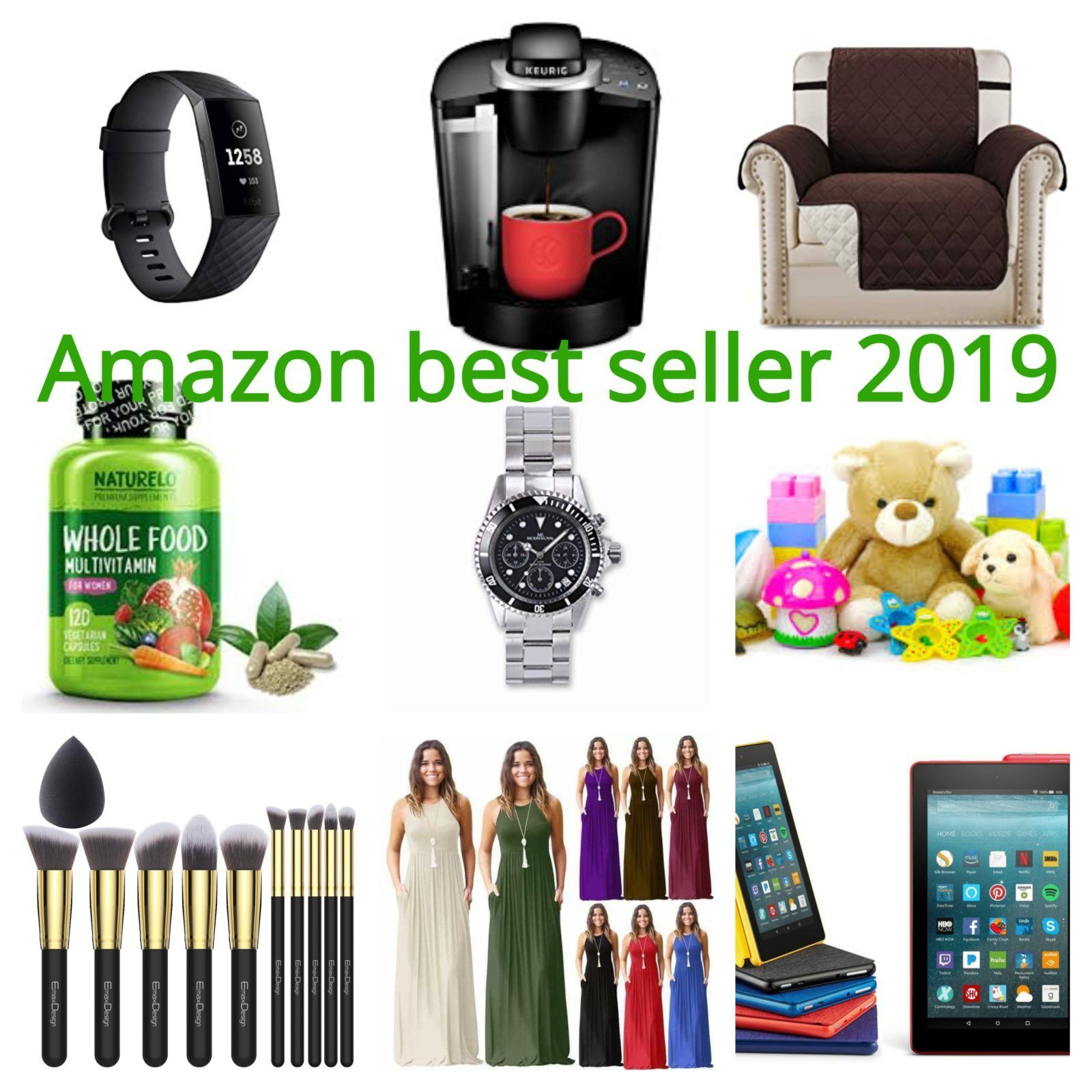 top selling amazon products 2019