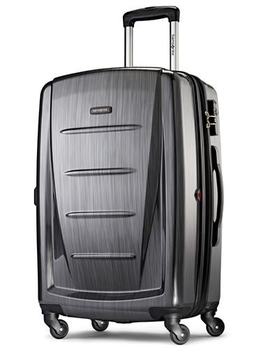 Samsonite Winfield 2 Fashion Spinner Women's Charcoal