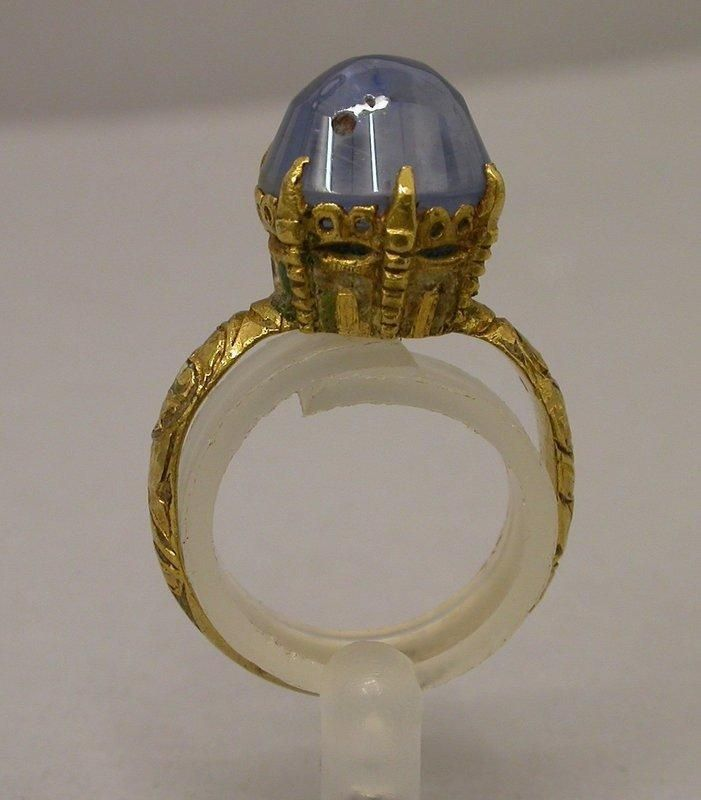 17th Century Jewelry | 17th century ring from France