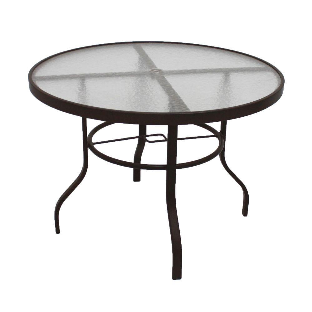 Acrylic Patio Table Tops