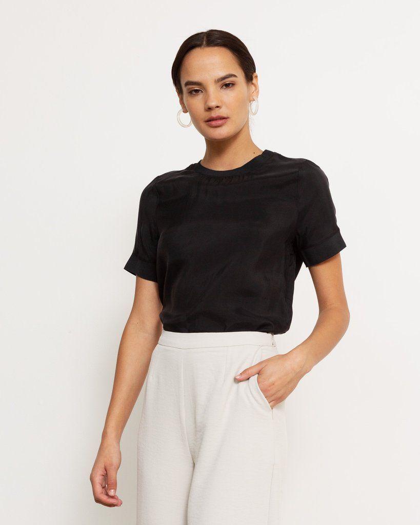 Louise shortsleeve blouse in the ui wantsu list pinterest