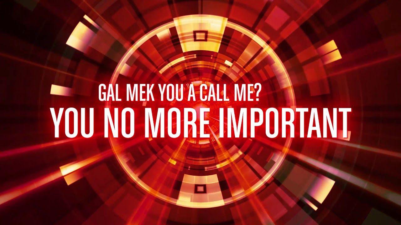 Vybz Kartel Loving Every Minute Lyric Video Youtube Vybz Kartel Lyrics New Comedies