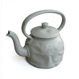 Invotis Orange OR1015 Tea-Coffee Pot-Grandpas Kettle
