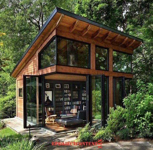 Garten Haus Garten In 2020 In 2020 Tiny House Cabin Tiny House Design Tiny House Plans