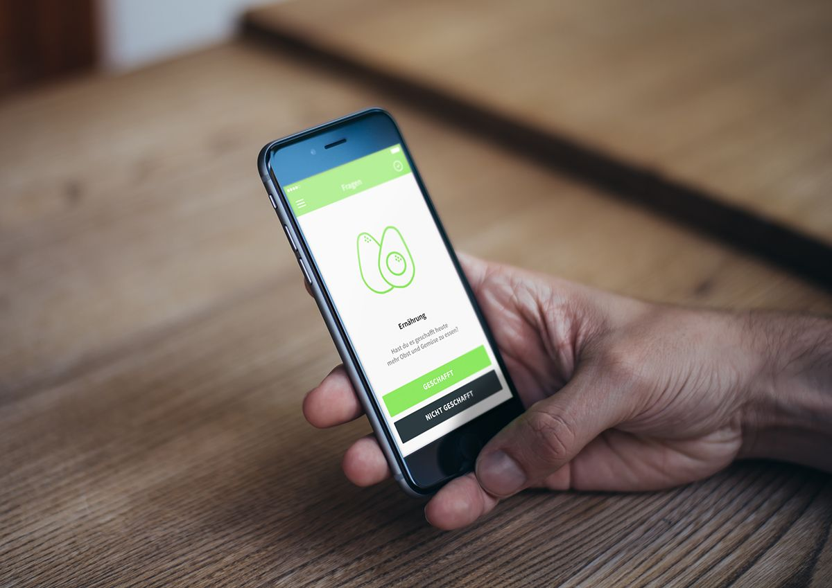 Feetback iOS App on Behance