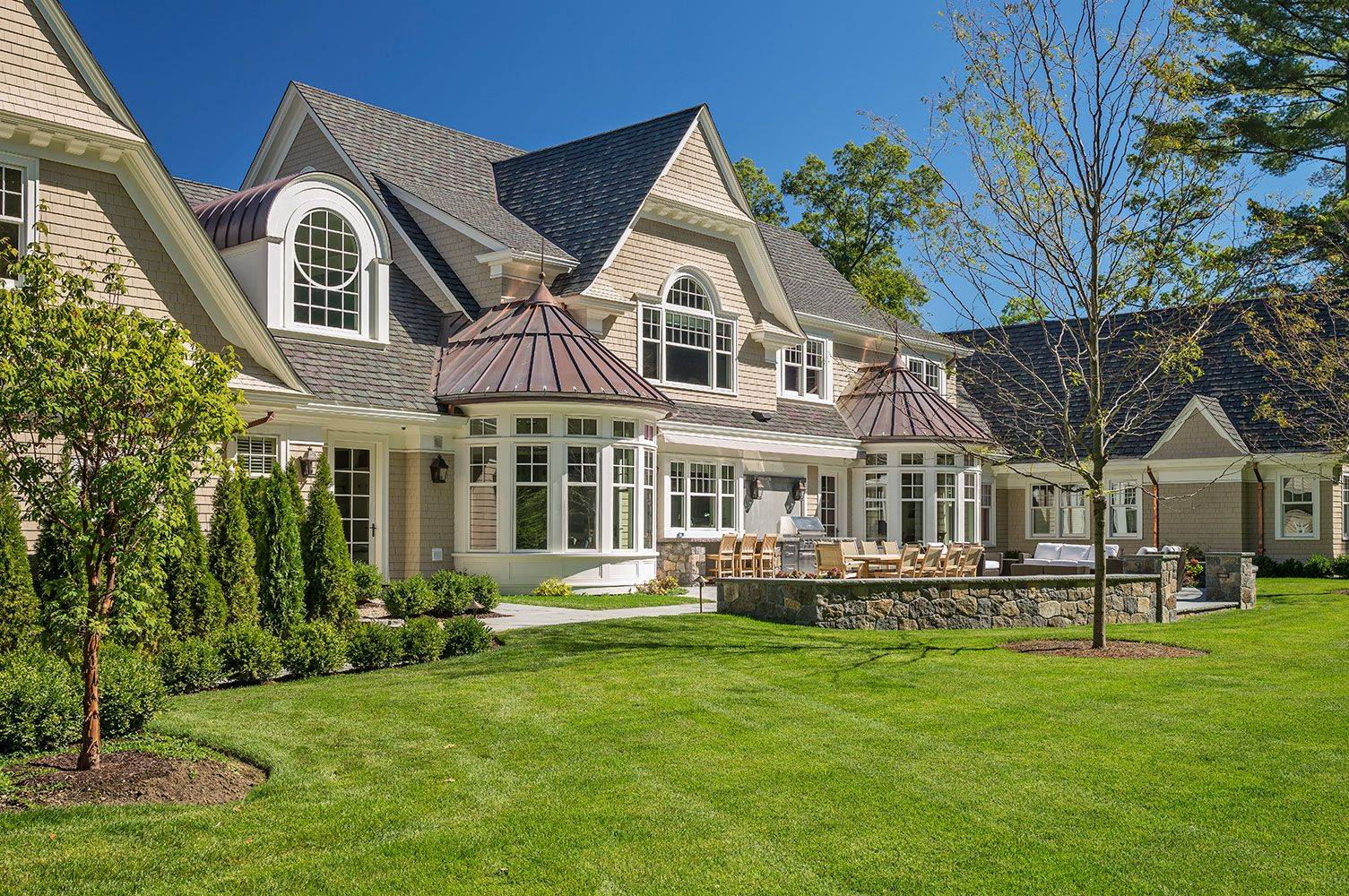 mass home builders