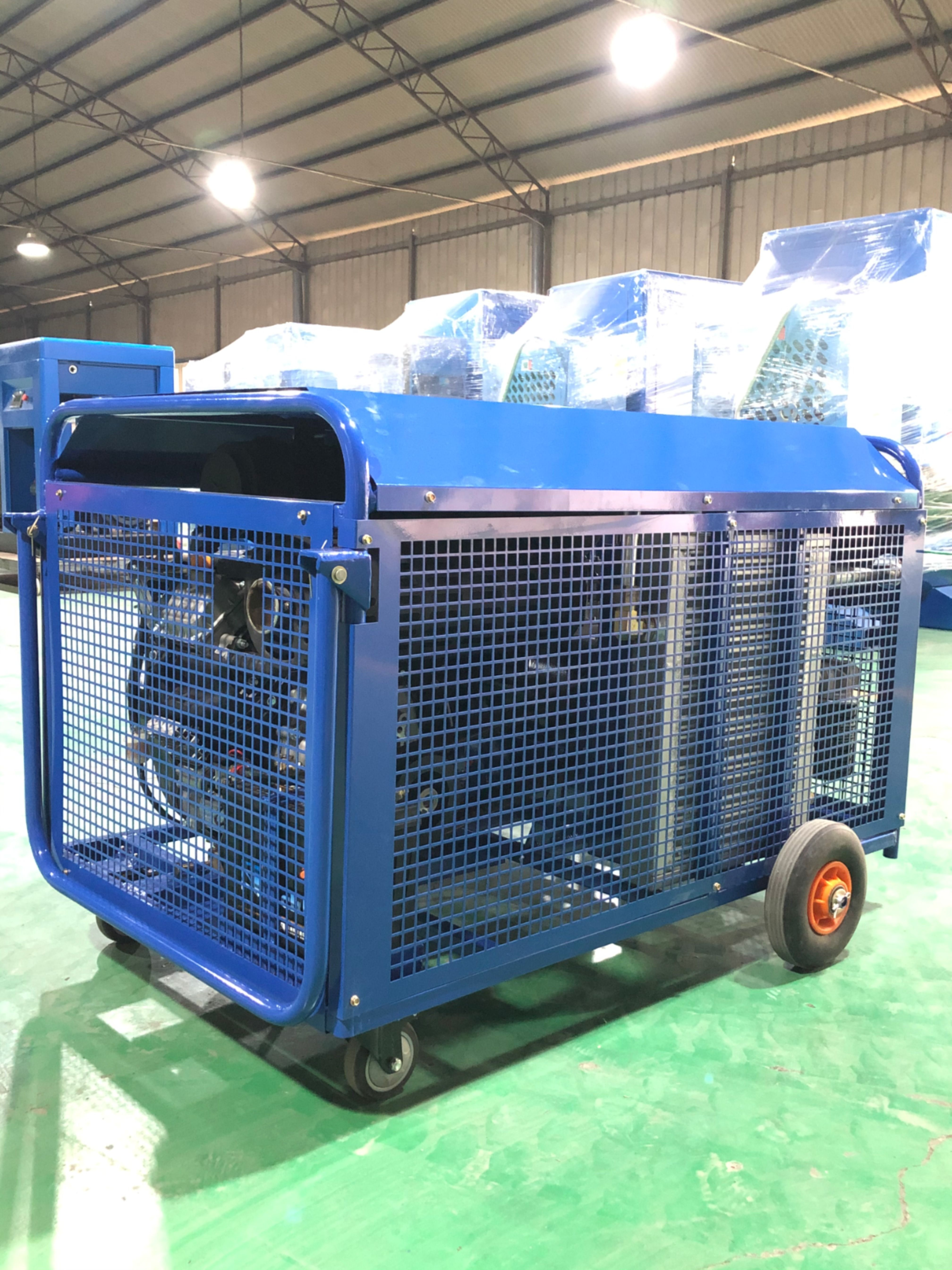 35HP/26KW/0.8Mpa Gasoline Drive Air Compressor in 2020