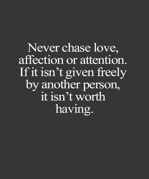 It Isn't Worth Having - Great Love Quote   Full Dose ...