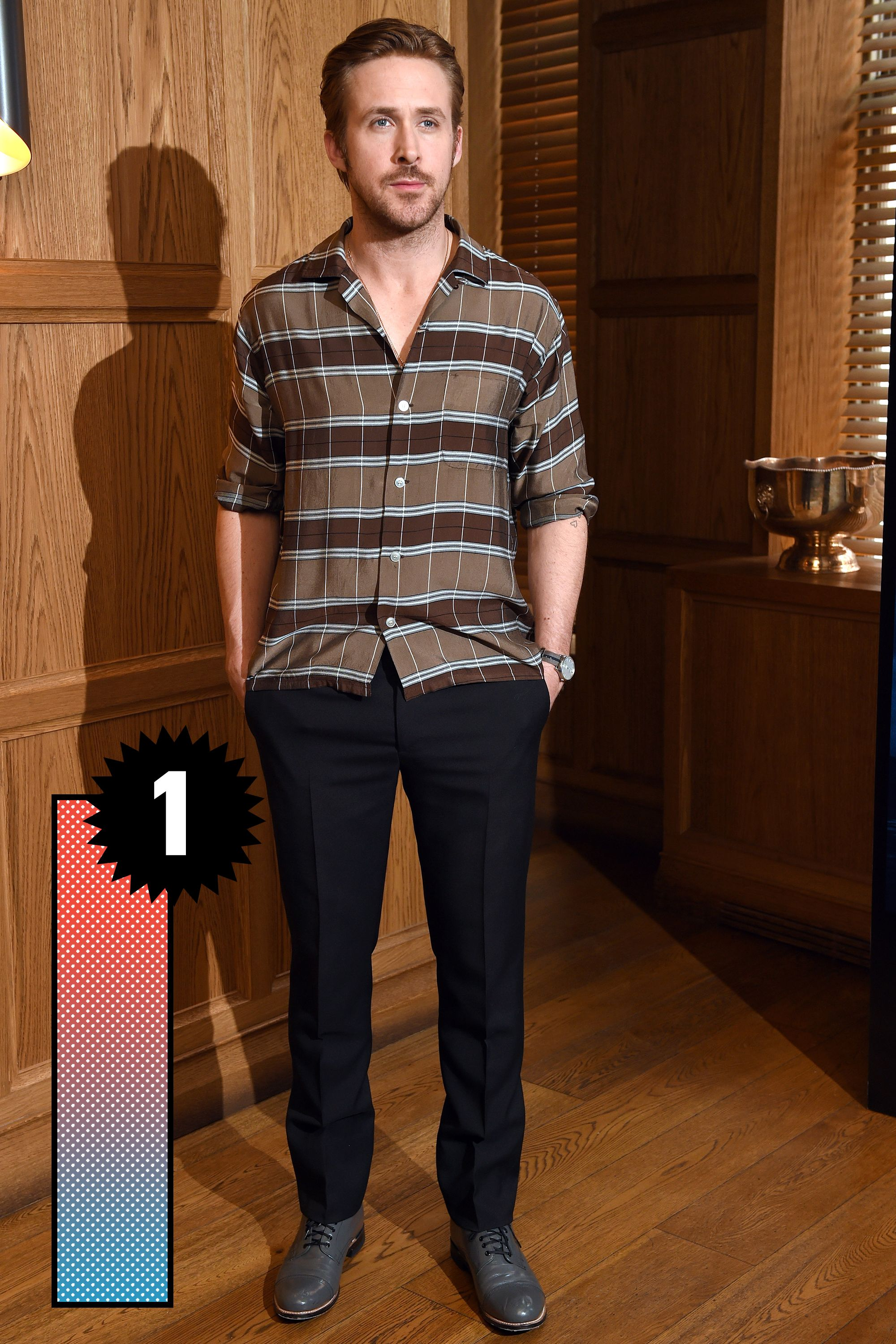 Esquire Style Heroes Ryan Gosling Returns Ryan Gosling Style Ryan Gosling Men Casual