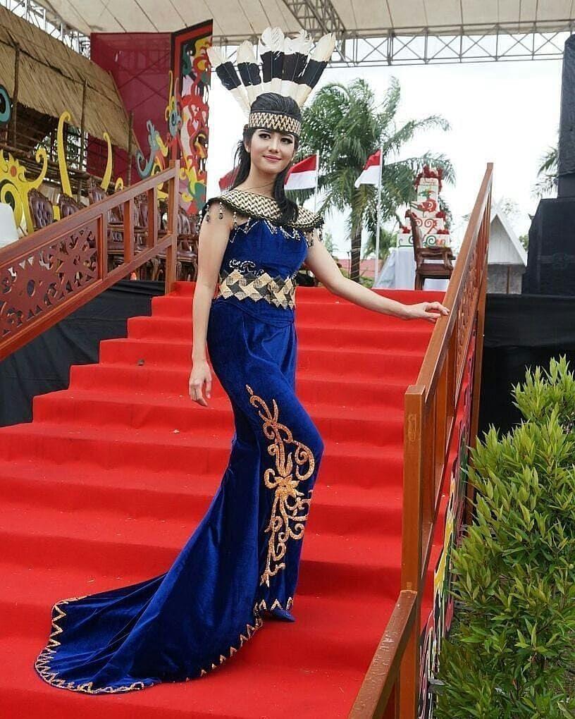 Pakaian Adat Khas Kalimantan Timur