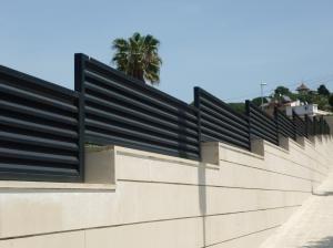 valla cercado malla metalica verja reja puerta galvanizada garantia seguridad