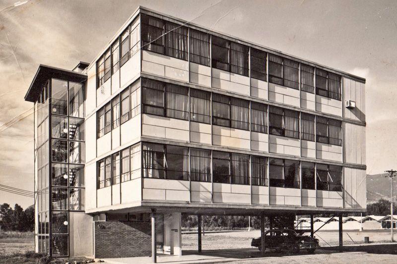 CoOperative Office Building, built 1958, Colorado Springs
