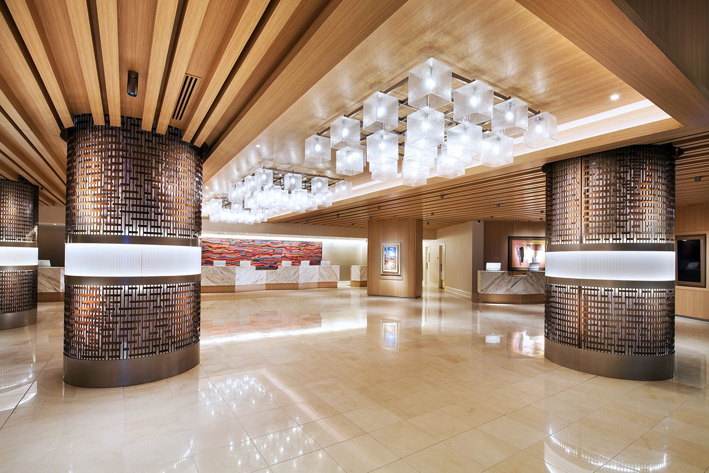 Sheraton Seattle Hotel has completed a major renovation