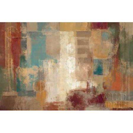 Oriental Trip Crop Canvas Art - Silvia Vassileva (24 x 36)
