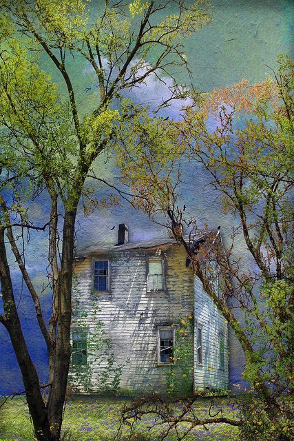 I've Got a Secret That I Might Tell by Distressed Jewell, Cheryl Tarrant. Photo and photoshopping - nice work!