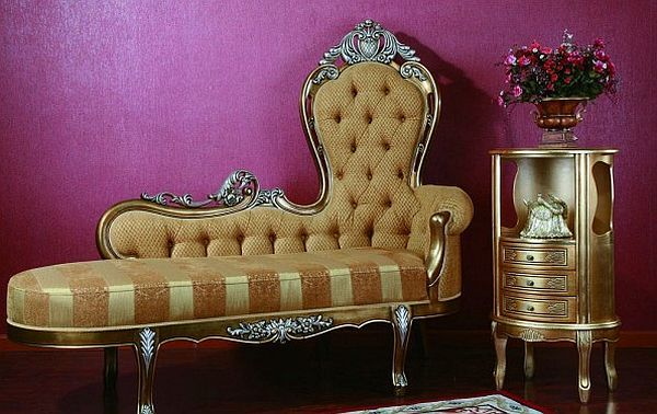 french style chaise lounge - Decoist : french style chaise - Sectionals, Sofas & Couches