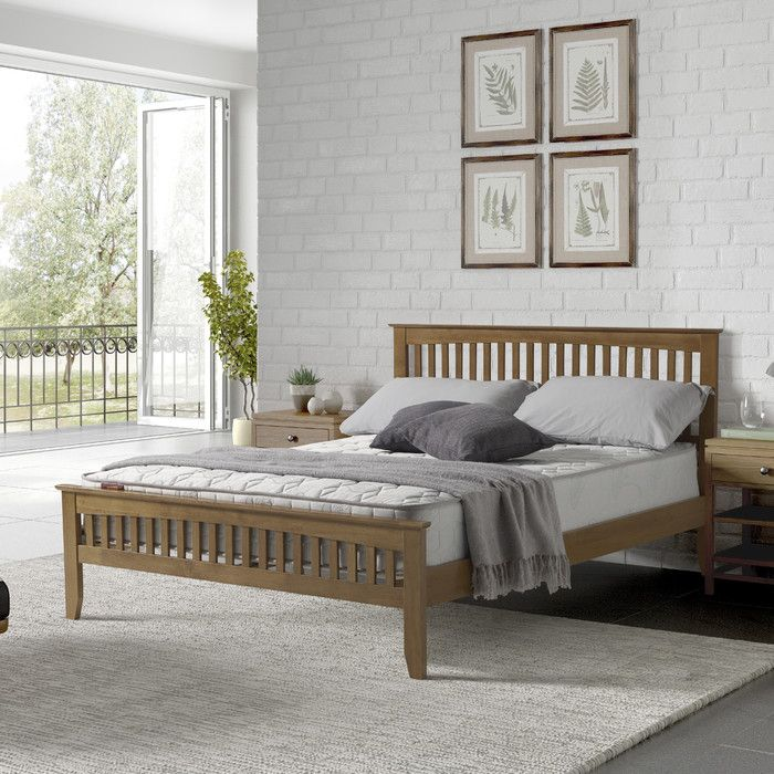 Milo Bed Frame House Ideas Bed Frame Wooden Bed Frames Bed