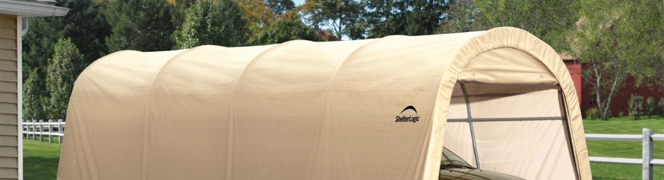 Car Tent Garage Costco & Navigloo Plus All-Inclusive Boat ...