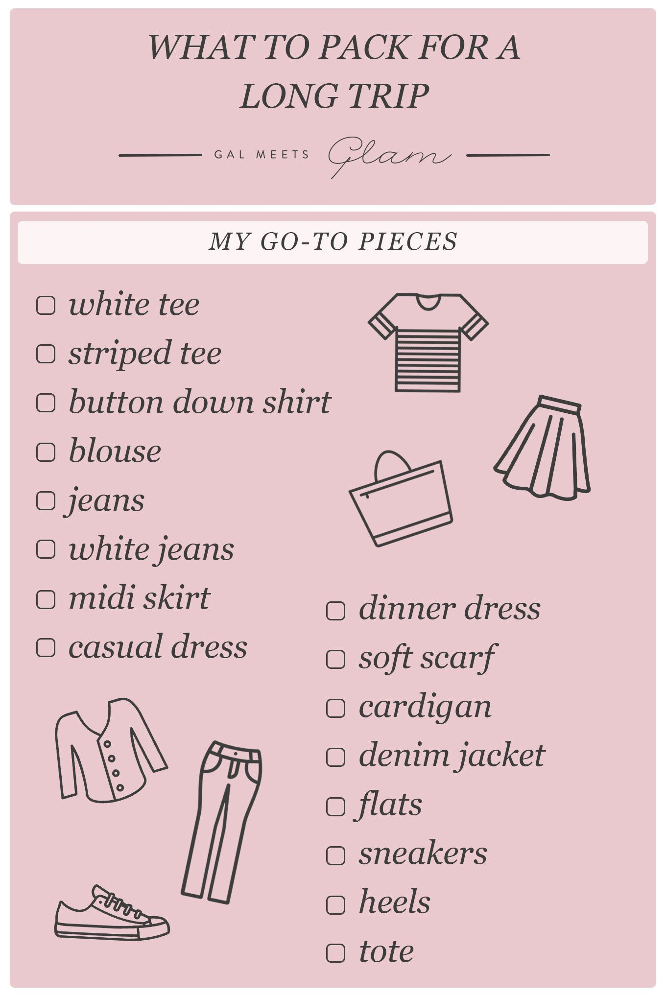 Answering Frequently Asked What To Pack Questions Gal Meets Glam What To Pack Gal Meets Glam Travel Capsule Wardrobe