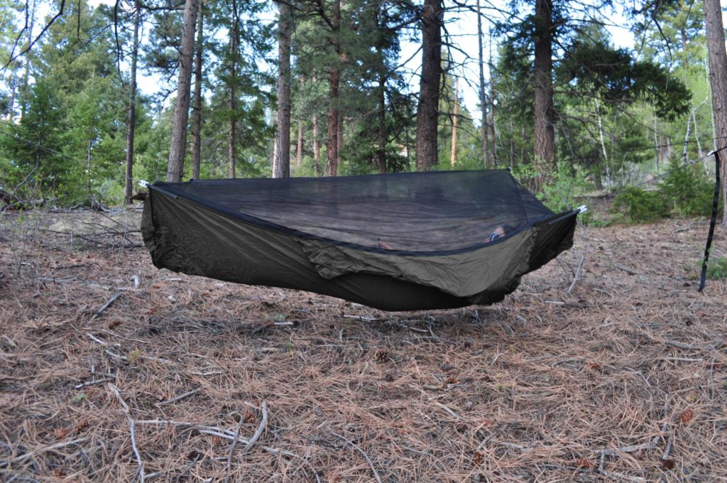 Flat Sleeping Hammock Ridgerunner Warbonnet Outdoors Sleeping Hammock Hammock Outdoor