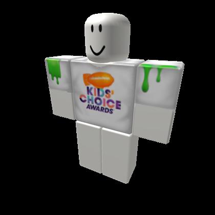 Kids' Choice Awards T-Shirt - ROBLOX