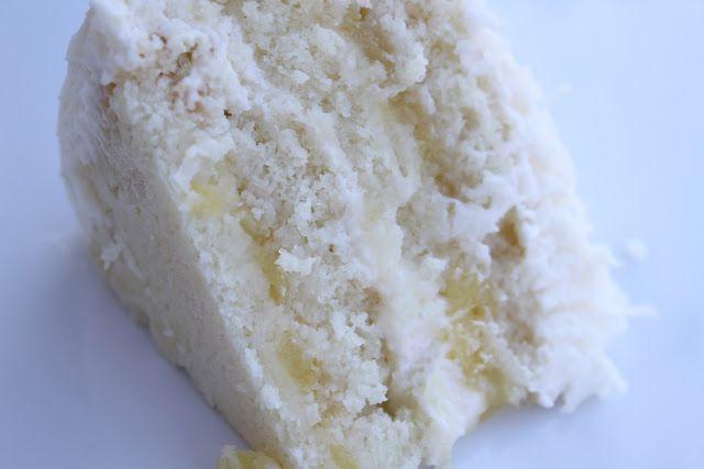 YUMMO!! Pina Colada Cake: 2011 Utah State Fair Winner.