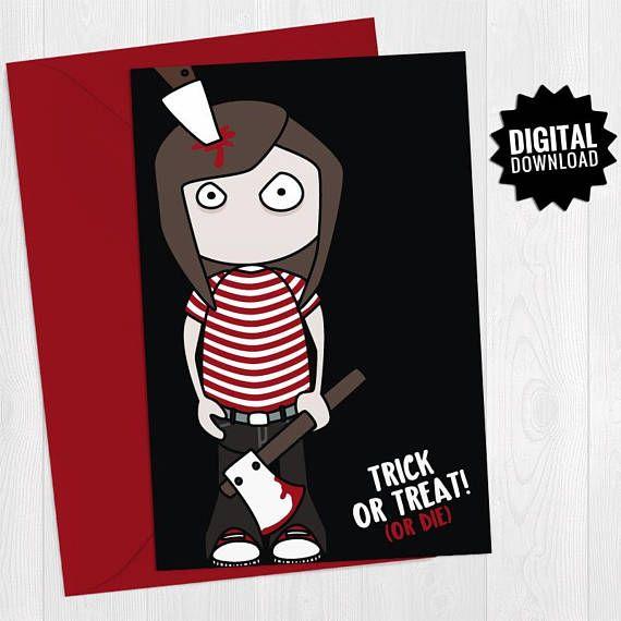 Funny halloween card printable zombie greeting card trick or funny halloween card printable zombie greeting card trick or m4hsunfo
