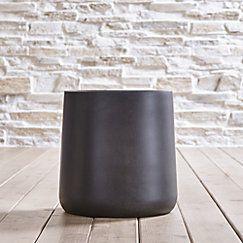 Saabira Fiberstone Planters Crate And Barrel Tall 640 x 480