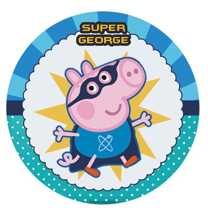 Pin by Crafty Annabelle on Peppa Pig Printables | Pinterest | George ...