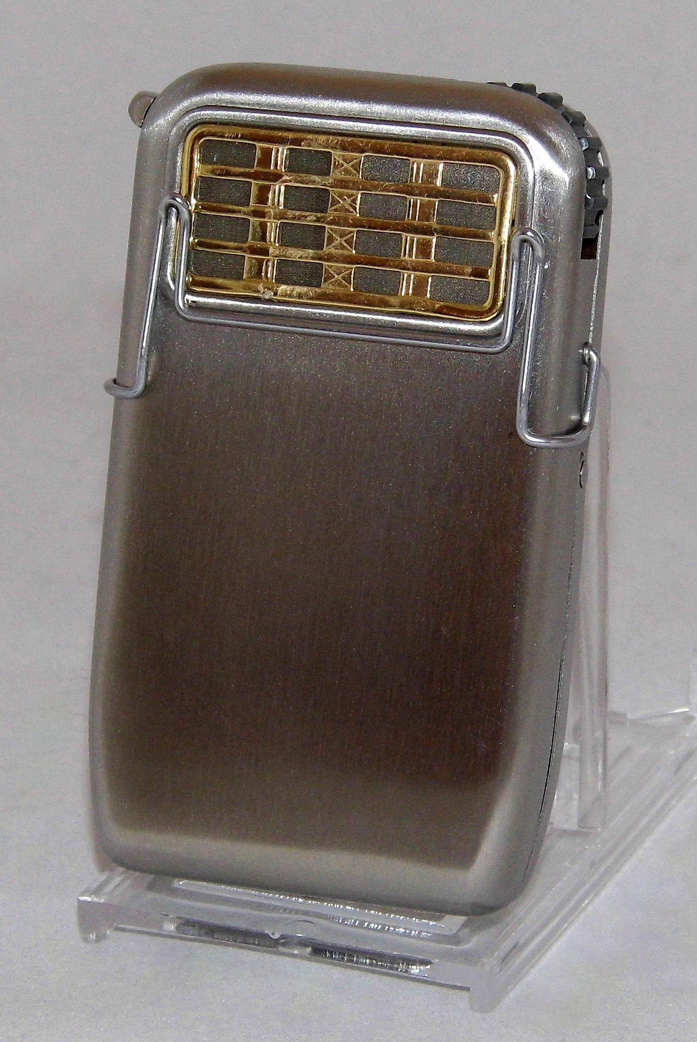 Vintage Sonotone Model 1010 Hybrid (2 Vacuum Tubes And 1