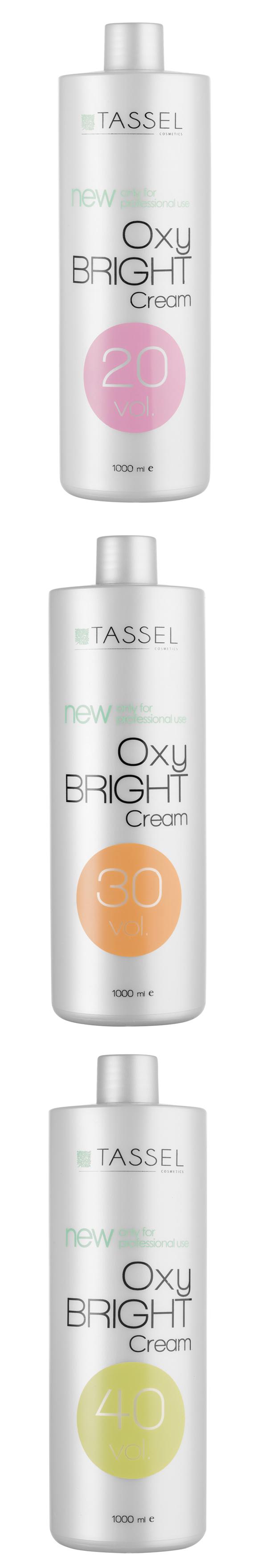Oxigenantes En Crema De 1 Litro De 20 30 Y 40 Tassel Cosmetics